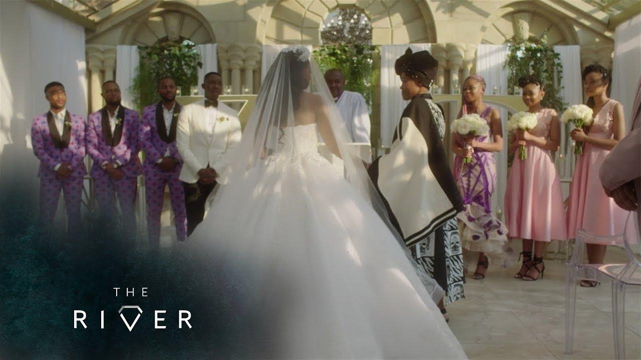 Download Tumi and Zolani's wedding – The River   1Magic