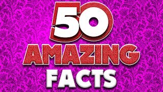 50 AMAZING Facts to Blow Your Mind! #98