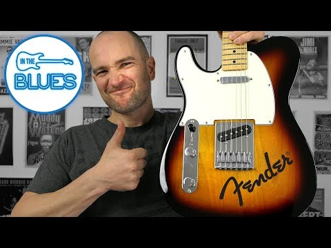 2017/2018 Fender Standard Telecaster (Made in Mexico)