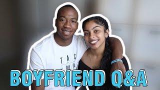 BOYFRIEND Q&A!