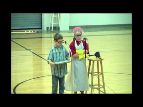 Talent Show - Lunch Lady Land