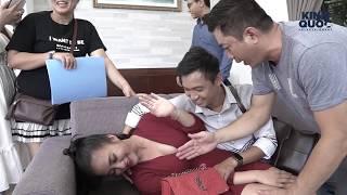 Kinh Quốc chỉ cách cho giám đốc rình vợ cặp kè với Tuesday tại nhà riêng