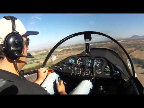 Mi primer vuelo al Mando de mi RAPTOR SONEX AIRCRAFT CC - ACB