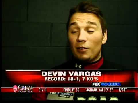 Devin Vargas Devin Vargas to fight Holyfield YouTube