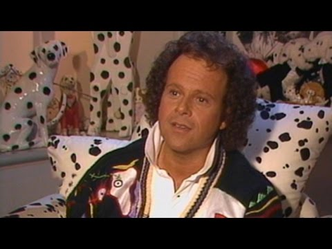 Richard Simmons History Of Helping Others From Weight Loss To