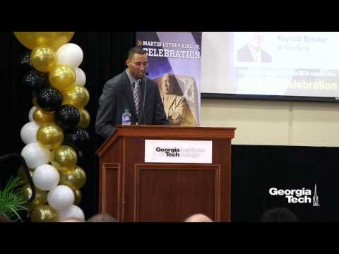 Georgia Tech's Dr. Martin Luther King Jr. Celebration 2017