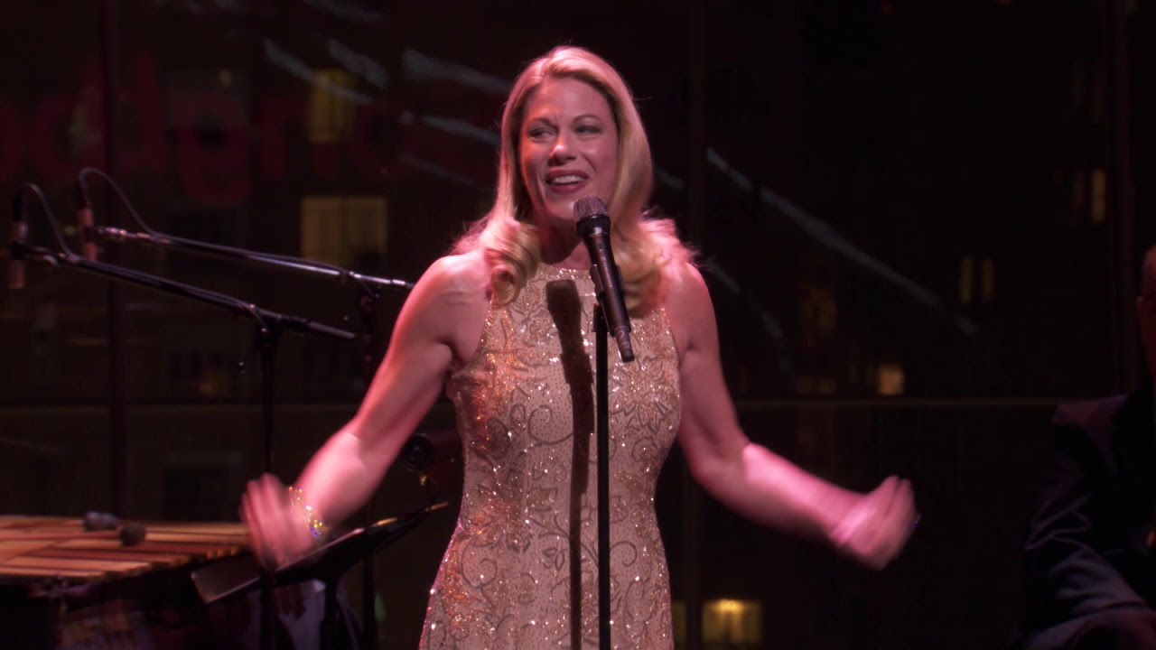 "Marin Mazzie sings Kander & Ebb's ""Ring Them Bells"""