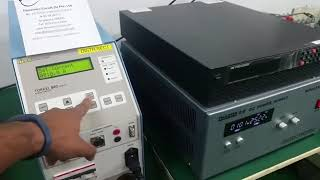 Megger Torkel 840 Repair and Calibration by Dynamics Circuit (S) Pte. Ltd.