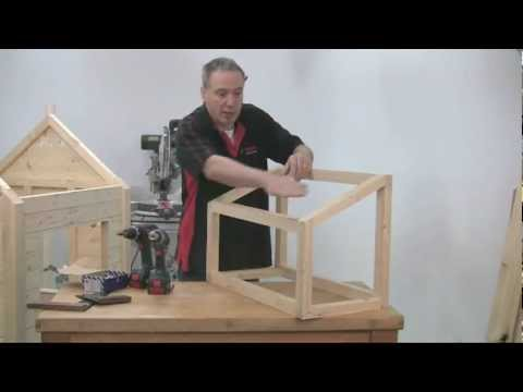 Build it with Bosch Chicken coop