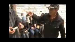 فضيحة :غاز منتهي الصلاحية ضد المتظاهرين في بورسعيد