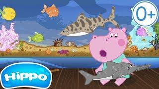 Гиппо Веселая Рыбалка для Детей Тизер Hippo