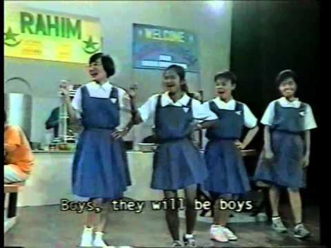 Boys will be Boys - Makan Place (ACT 3 Theatrics 1988)