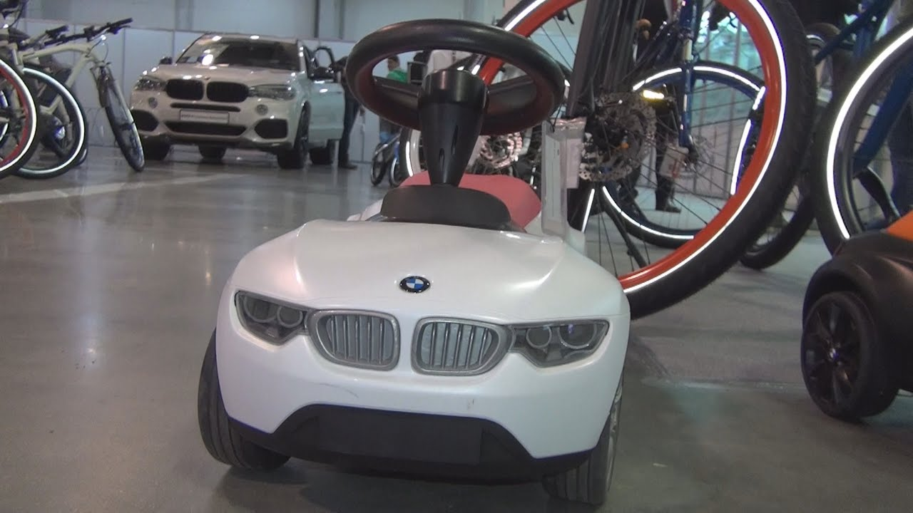 bmw baby racer iii white 2016 exterior and interior in. Black Bedroom Furniture Sets. Home Design Ideas