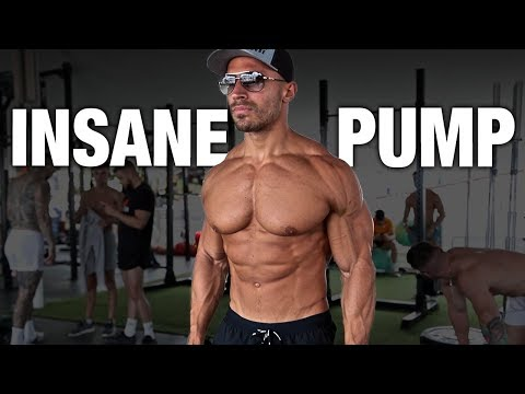 How To Get The Best Muscle Pump