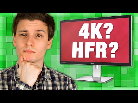 4K or High Refresh Rate Monitor?