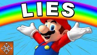NINTENDO THEORY: Nintendo Has Been Lying To You For 37 Years!!!