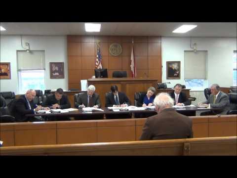 Mar. 25, 2013 Jackson County Commission Regular Session, Scottsboro, Al.