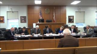 Mar. 25, 2013 Jackson County Commission Regular Session, Scottsboro, Al.