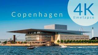 Visit Copenhagen In 4K