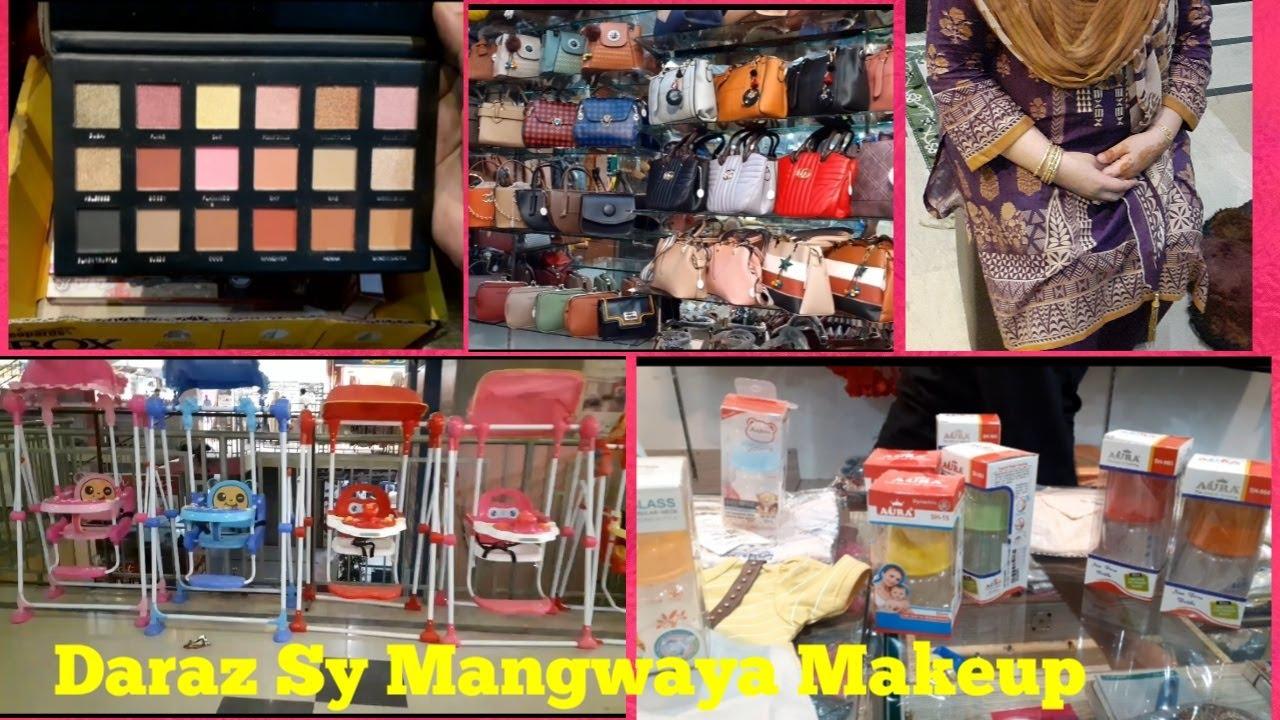 Baby Ki First Shopping😇Akhir Kar Main Ny New Ly Hi Lya Daraz Sy Mangwaya Makeup Ah Glam Gurll