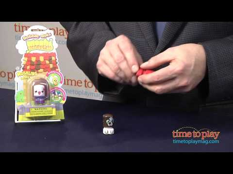 Bobble Bots Moshi Monsters Figures from Innovation First