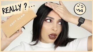 Soft Glam Palette Anastasia Beverly Hills⎮REBELOTE ?😩
