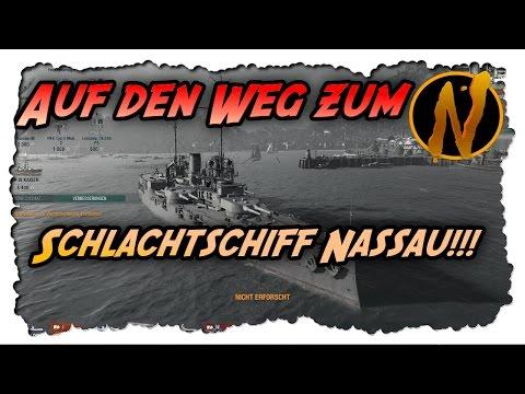 World of Warship | Aufzeichnung Livestream | Schlachtschiff Nassau