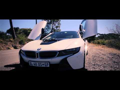 The BMW i8 media launch.