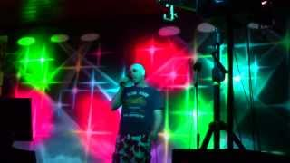 Aerosmith - Dude Looks like a Lady - Mike Karaoke @ BI May 2014