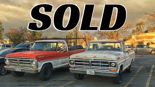 I Sold My '71 F-250..