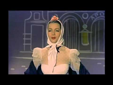 Sara Montiel - La violetera (1958) HD