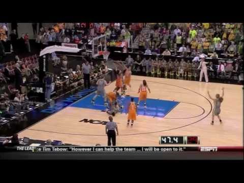 Elite 8 2012 - Baylor vs Tennessee - Players Ejected