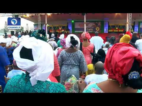 Lagos Govt Starts Year 2018 With Prayers And Thanks Giving |Metrofile|