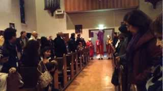 Adorazione della Croce - Oslo 29 marzo 2013