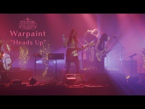"Warpaint | ""Heads Up"" | Pitchfork Music Festival Paris 2016 | PitchforkTV"