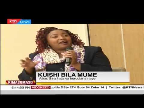 Kuishi bila mumue (Sehemu ya Pili) |Kimasomaso