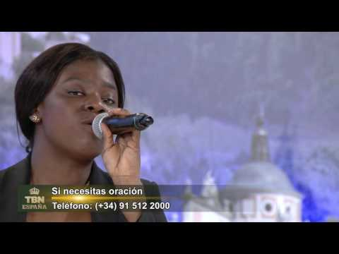 GRANDE DIOS - HOLY ARE YOU LORD Sinach - Live at TBN España