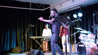 Dorphanage - Najua (Spoken word poetry performance) @Dorphange Experience