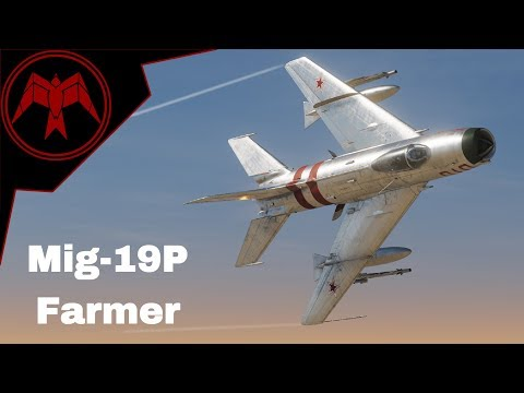 DCS Mig-19P Farmer B Early Access Preview - Impressions