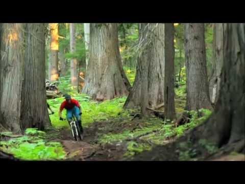 Mountain Biking in the Kootenays (Nelson, British Columbia)