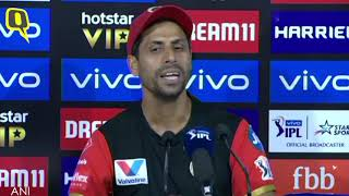 Ashish Nehra on RCB's 4th Successive Loss in IPL 2019 | The Quint