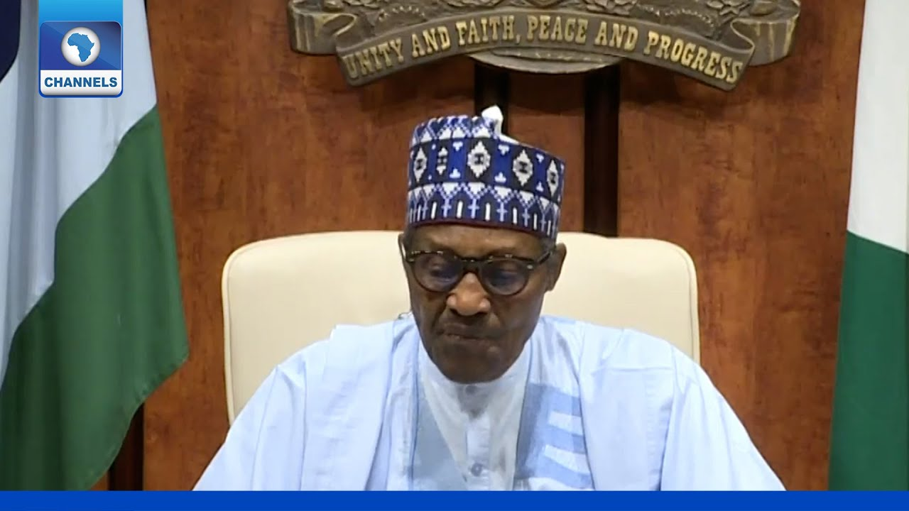 Download Democracy Day 2021:  Full Broadcast Of President Buhari