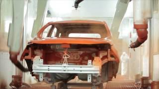 Завод Ford Sollers в Набережных Челнах, производство Ford EcoSport