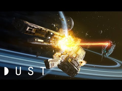 "Sci-Fi Short Film ""Sky Fighter"" | DUST Exclusive"