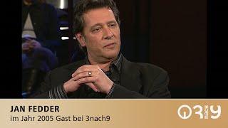 Jan Fedder im Jahr 2005 zu Gast bei 3nach9