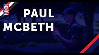 Paul McBeth: Pro Files with Dixon Jowers