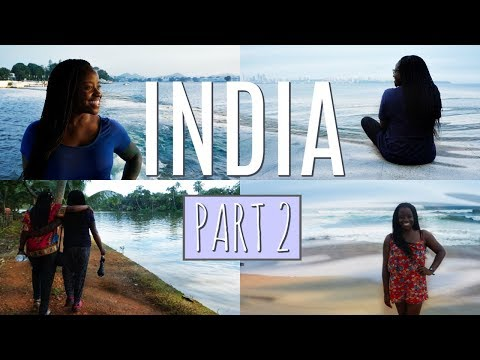 INDIA TRAVEL VLOG | PART 2: Pushkar, Udaipur, Mumbai, Goa, Alleppey, Kochi, Varkala