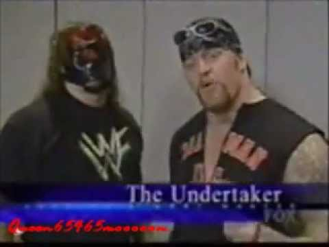 The Undertaker And Kane In America