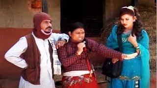 गायक बनेपछि माग्ने बुढाको अन्तर्वार्ता लिनेको भीड|| Magne Budo || Meri Bassai Best Comedy Clip
