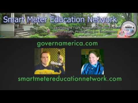 Interview with Linda Kurtz on Smart Meters, with Radio Host Darren Weeks